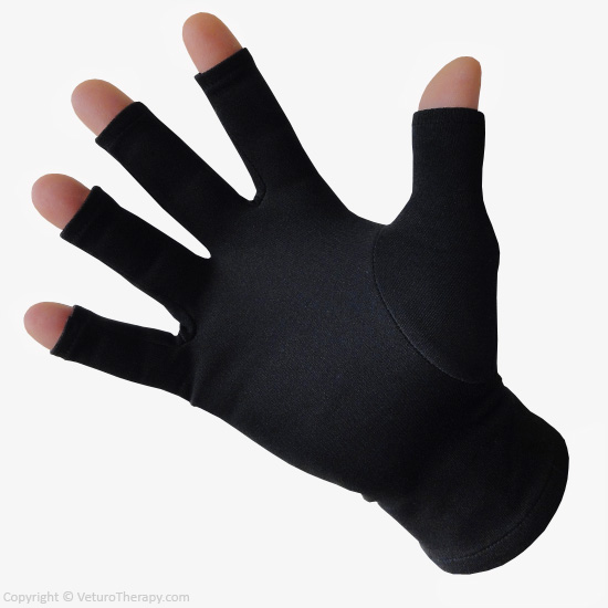 Gloves With Fingertips Out: Infrared Gloves Open Fingertip