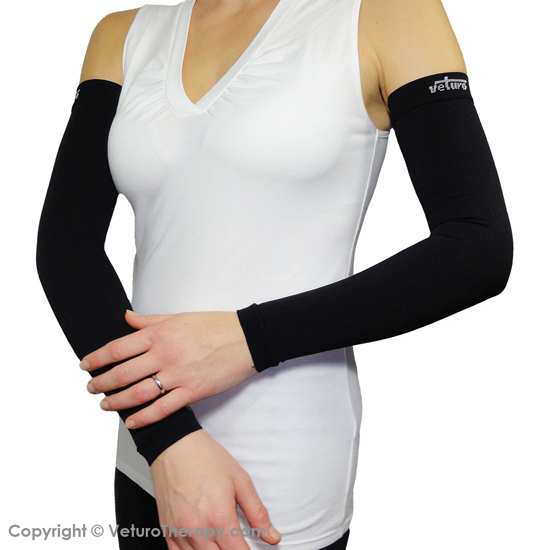 how to make compression arm sleeves