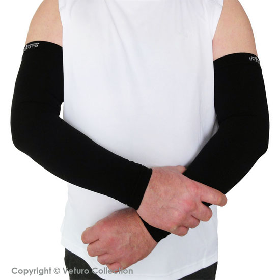 Graduated Compression Arm Sleeves for Pain Relief