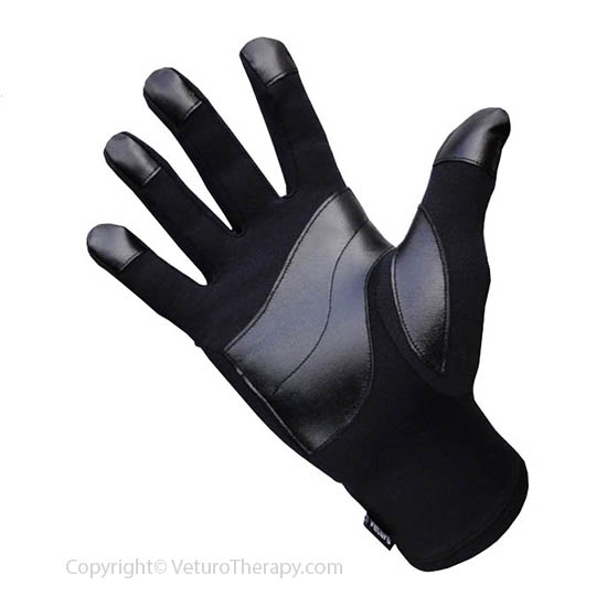Infrared Raynaud S Gloves Leather Grip Increase Hand