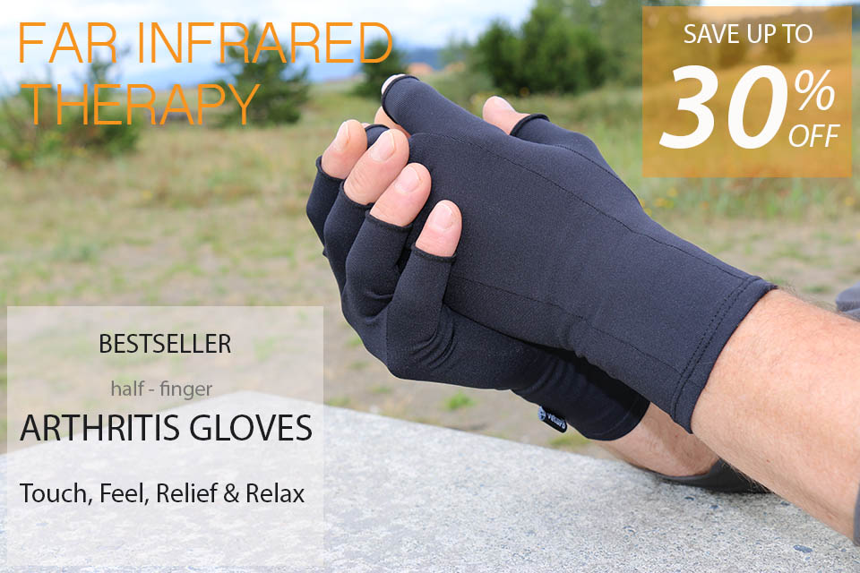 infrared therapy best seller arthritis gloves savings