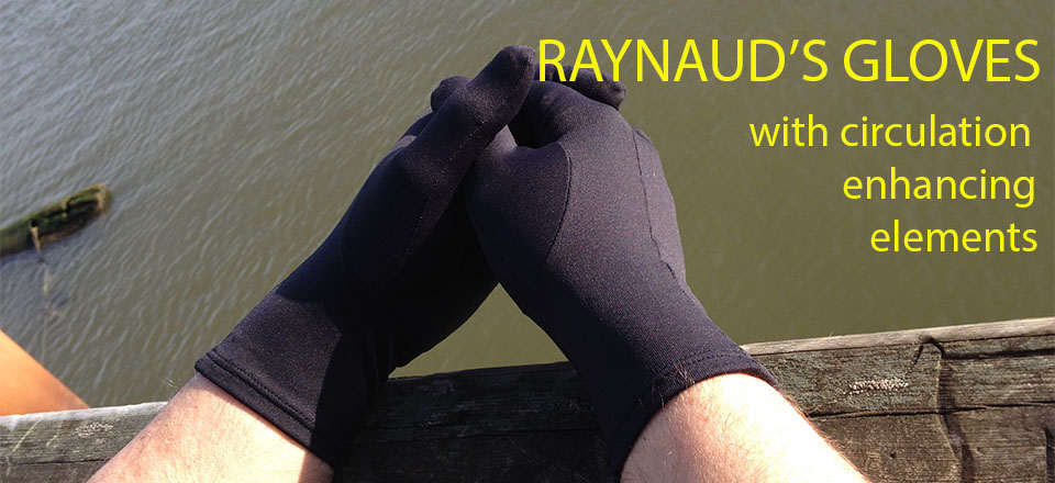 Raynaud's Phenomenon Gloves boost blood oxygen levels