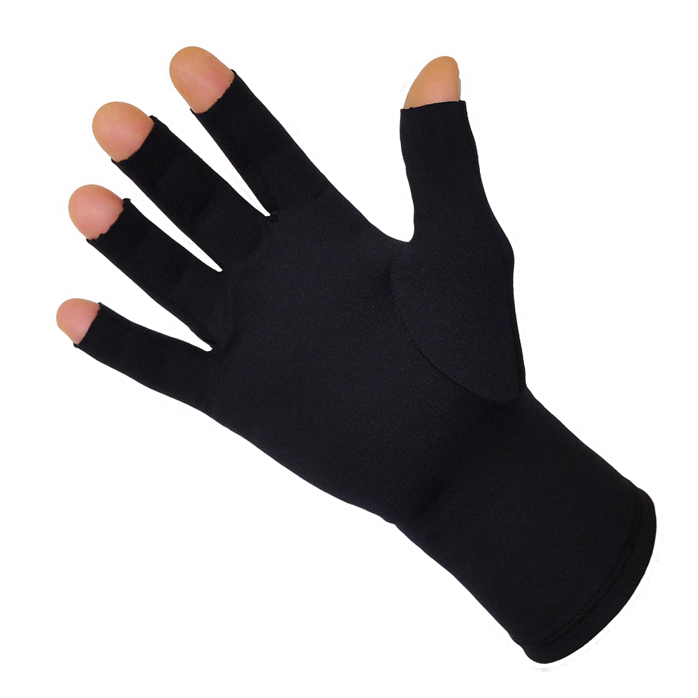 Rheumatoid Arthritis Gloves Fingertip with Celliant Infrared Technology