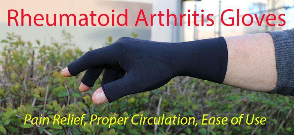 Rheumatoid Arthritis Gloves Best Therapy Gloves For Arthritis In Hands