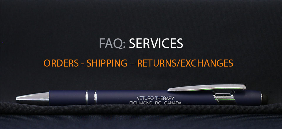 Product Orders Shipping Returns Exchanges FAQ