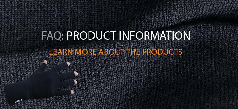 FAQ Product Information