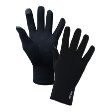Infrared Fleece Gloves Grip Touchscreen